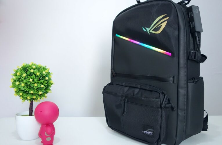 Review ROG Ranger BP3703 Gaming Backpack